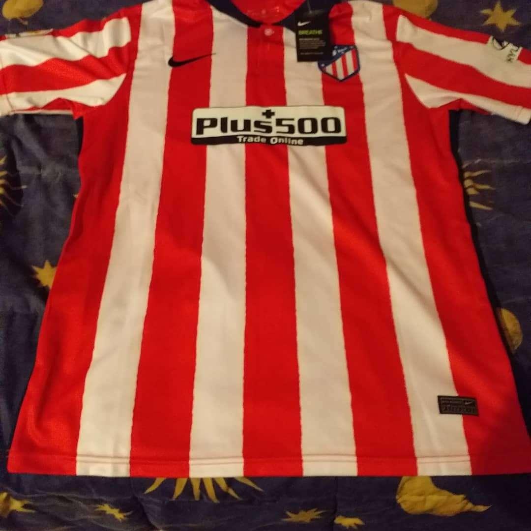 Imagen camiseta atlético Madrid