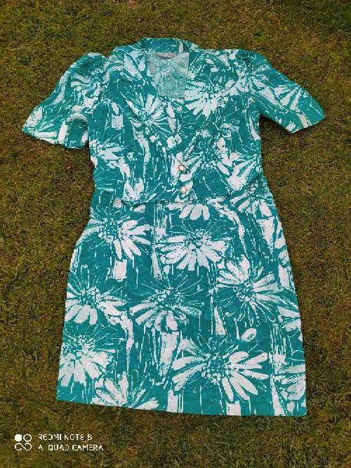 Imagen Conjunto de vestido y chaqueta talla XXXL-46