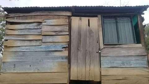 Imagen vendo o permuto rancho de tablas caracoles detrás de motilones Cúcuta