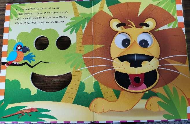 Imagen La selva libro