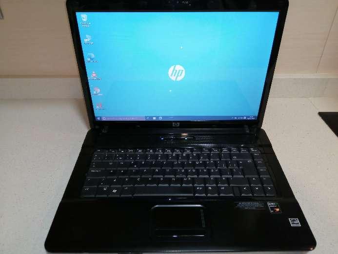 Imagen Vendo ordenador portátil HP con Windows 10 y Paquete Office. En buen estado.
