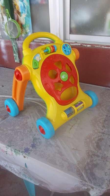 Imagen andador juguete