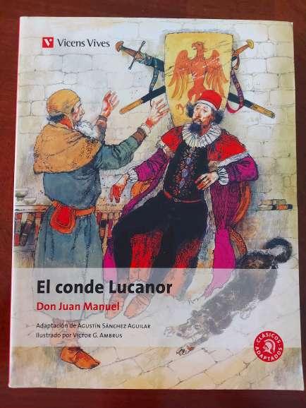 Imagen Vendo libro 'El Conde Lucanor'