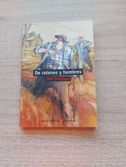 Imagen Se vende libro 'De ratones y hombre'