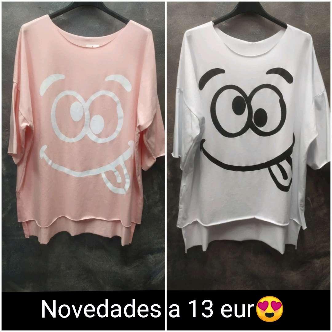 Imagen camisetas a 13 eur