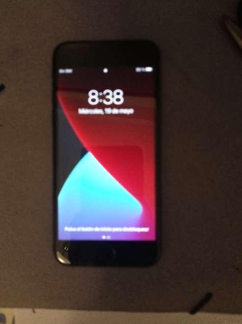 Imagen iPhone 8 negro