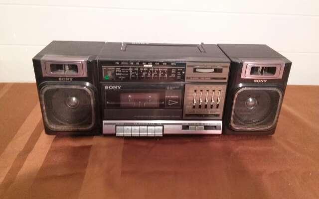 Imagen radio caset