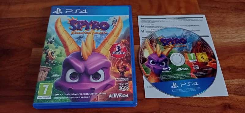 Imagen Spyro reignited trilogy Spyro The Dragon