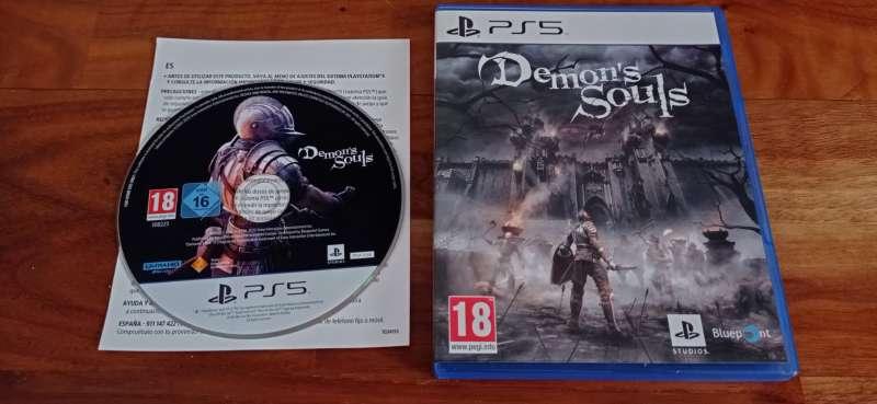 Imagen Demons Souls Play 5 Ps5 PlayStation 5