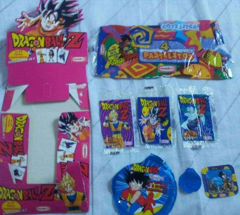 Imagen Dragon Ball Panrico Busco Cambio Compro