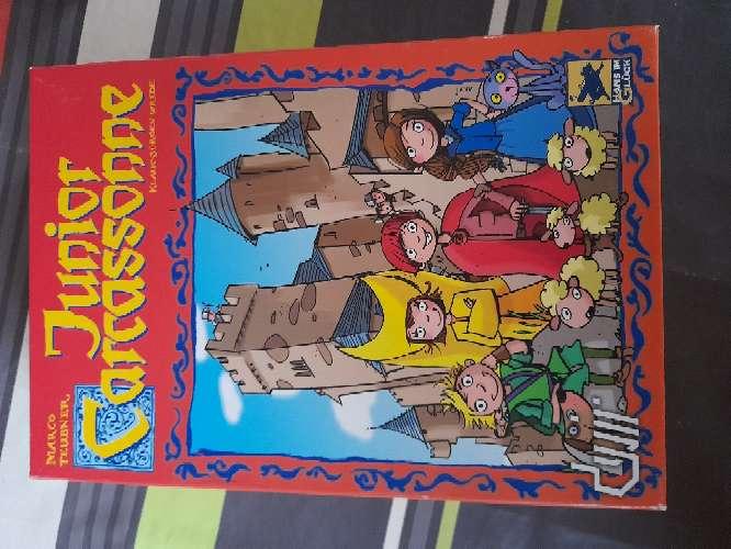Imagen Juego infantil Carcassonne Junior