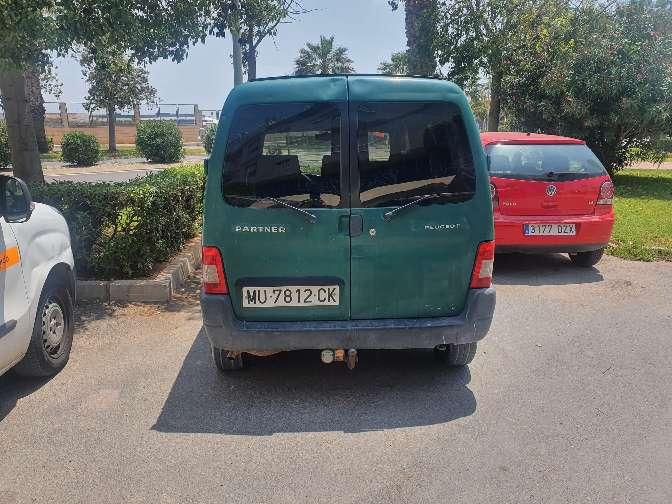 Imagen Peugeot Partner