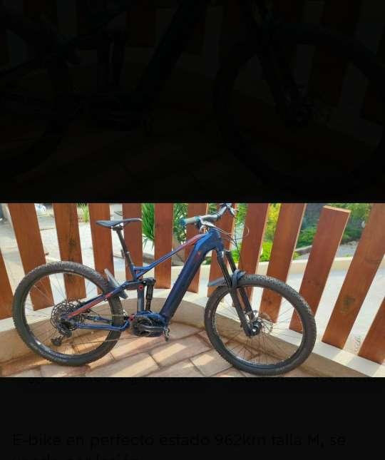 Imagen  se vende e-bike
