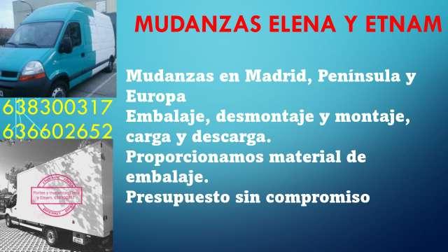 Imagen Mudanzas Elena y Etnam