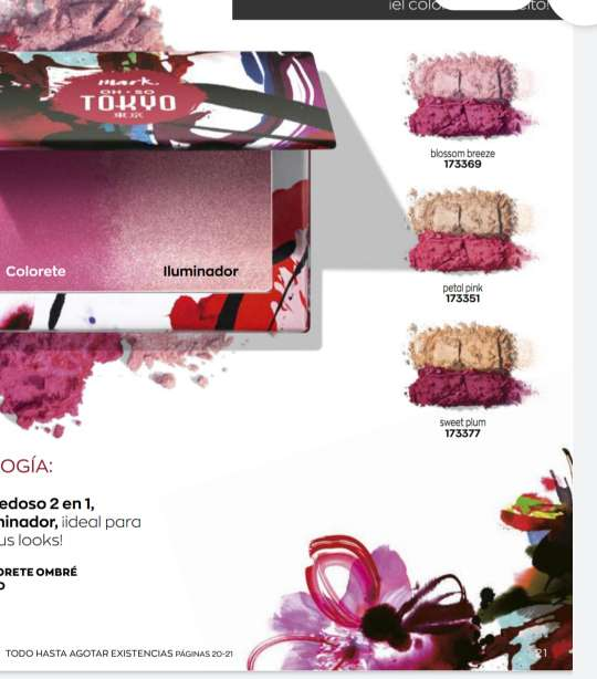 Imagen productos maquillaje