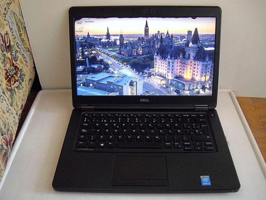 Imagen Portátil dell,i5,hdmi,webcam, b.t.A prueba.