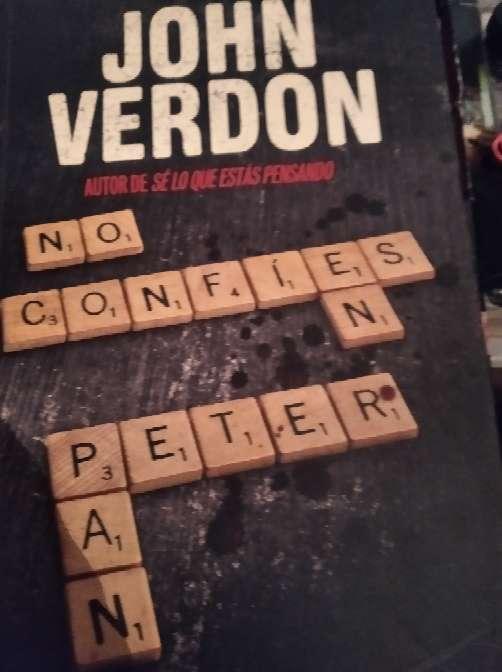 Imagen novela no confíes en Peter pn