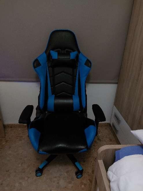 Imagen Vendo silla gamer a buen precio.