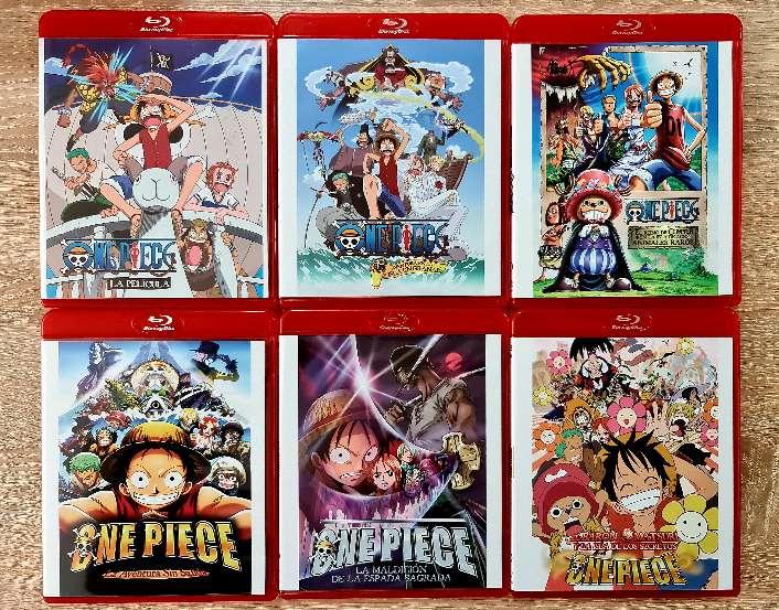 Imagen Peliculas de One Piece.