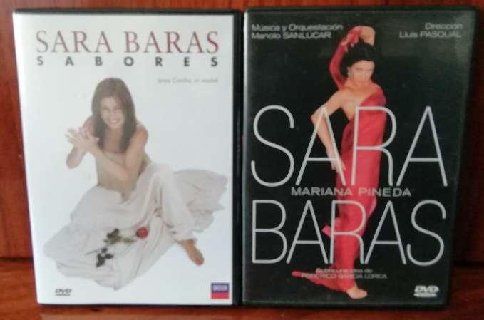Imagen 2 DVD SARA BARAS