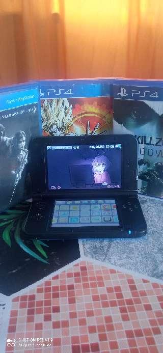 Imagen Se vende nintendo 3DS XL+Pokémon Heartgold+3Juegos de ps4