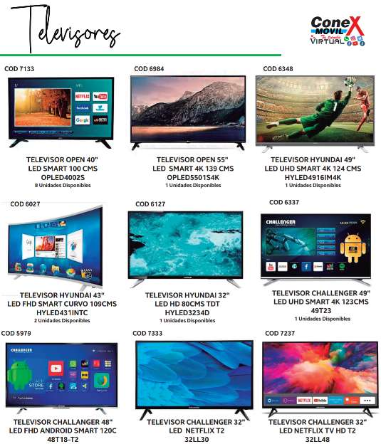 Imagen LED LCD PLASMA a Crédito Envio Gratis