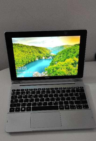 Imagen Portátil Acer Swift 2 en 1 de 10,1'