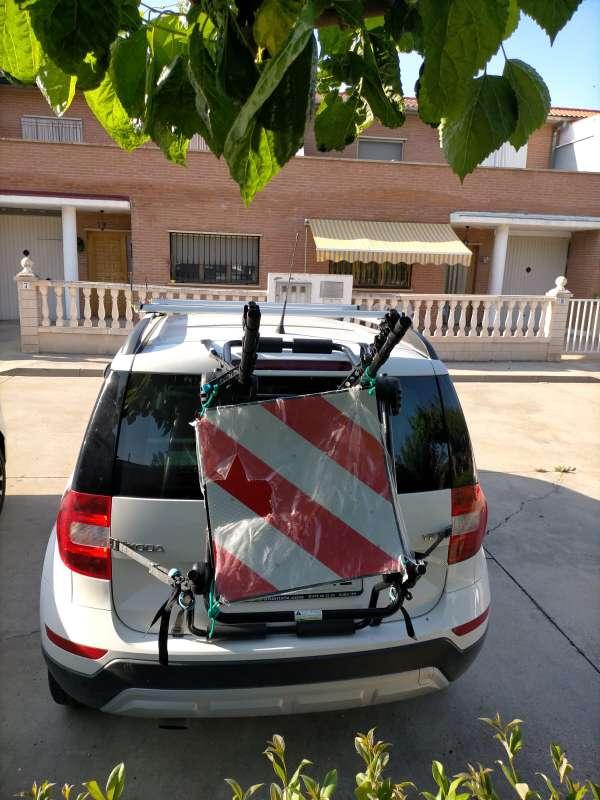 Imagen Baca de bicis para el coche