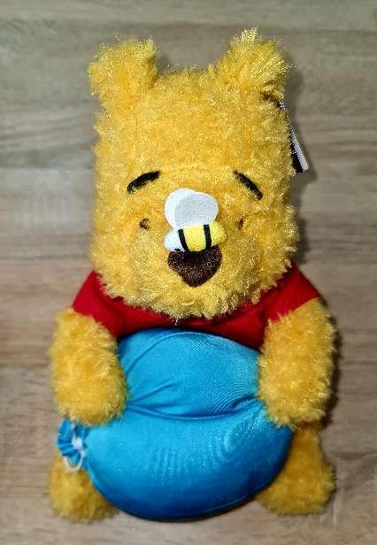 Imagen Peluche pequeño Winnie the Pooh.