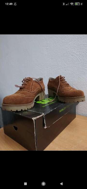Imagen Zapato serraje Saxo