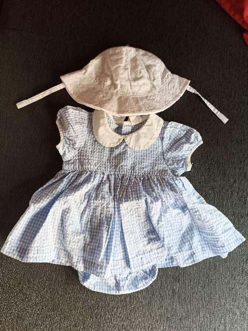 Imagen Conjunto bebé para niña