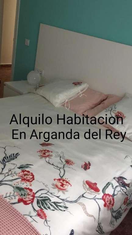 Imagen Alquilo Habitación en Madrid