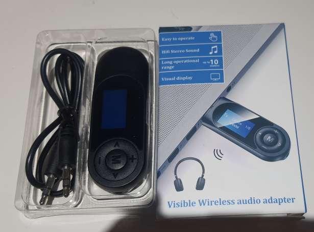 Imagen Bluetooth para audio nuevo
