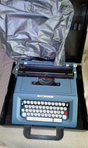 Imagen Maquina de escribir Olivetti estudio 46