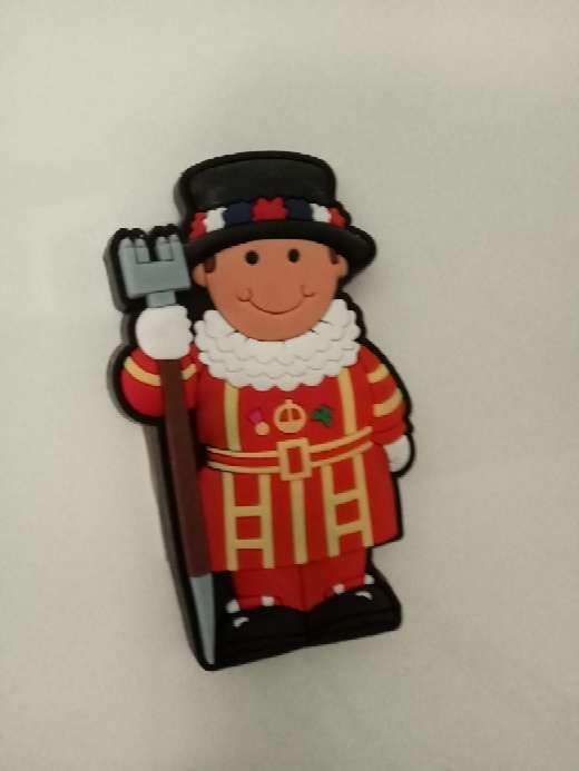 Imagen Imán magnético guardia London Tower