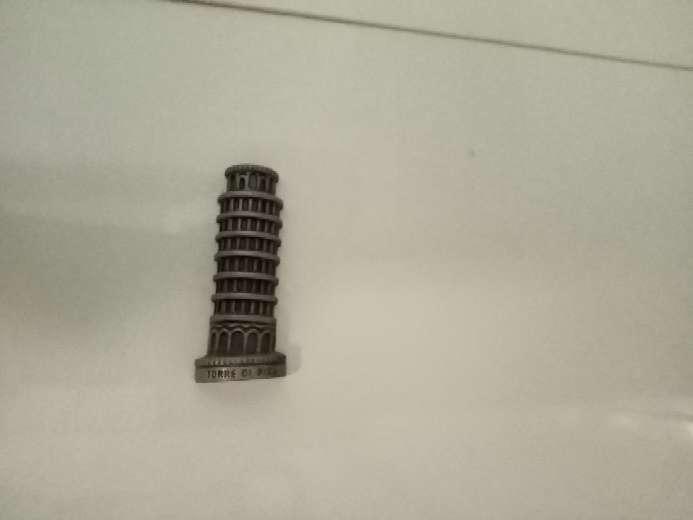 Imagen Imán magnético frigorífico Torre de Pisa