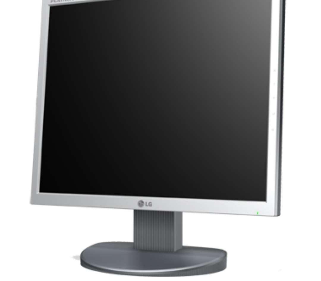 Imagen monitor LG en perfecto estado