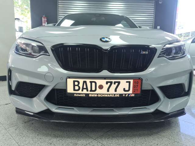 Imagen producto Front Lip de Carbono real BMW M2 Competition 3