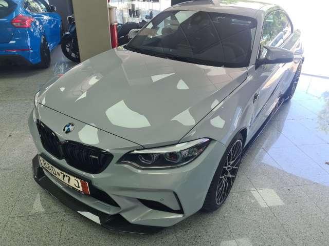Imagen producto Front Lip de Carbono real BMW M2 Competition 1