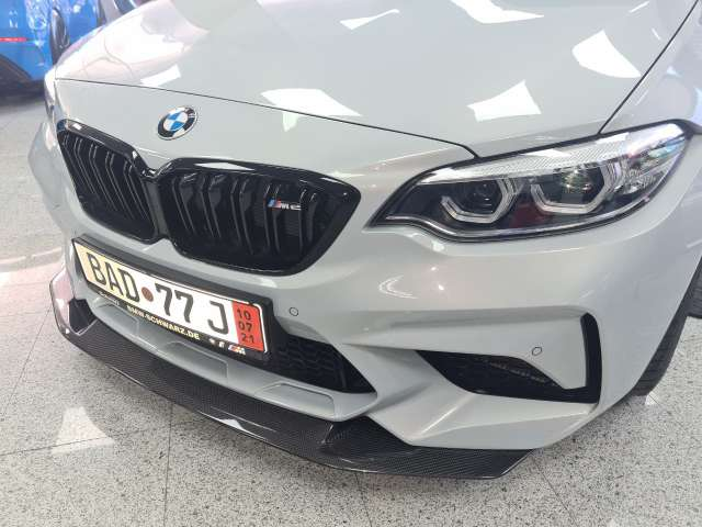 Imagen producto Front Lip de Carbono real BMW M2 Competition 2