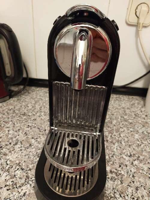 Imagen cafetera Nespresso