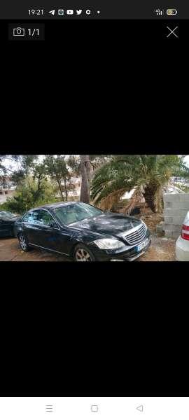 Imagen Lote mercedes E 350 Diesel Mercedes 2009 S 320 Gasolina 2008 Jaguar diesel 2005