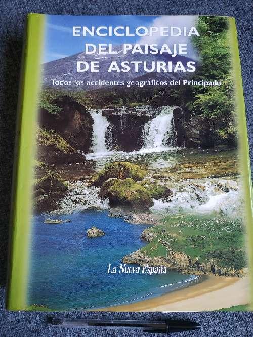 Imagen Enciclopedia Del Paisaje De Asturias - 5€