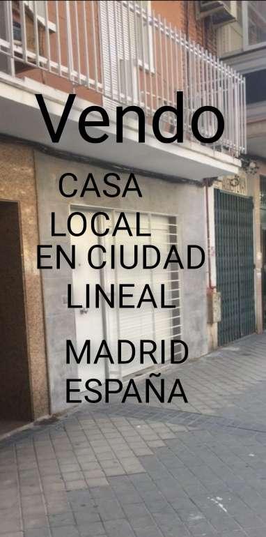 Imagen Vendo casa en Madrid