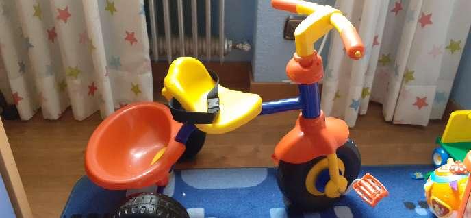 Imagen Triciclo nuevo