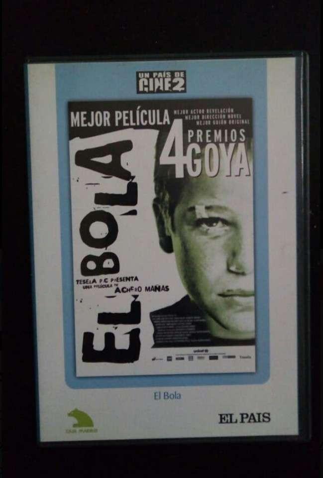 Imagen Pelicula El Bola