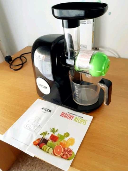 Imagen Juicer fruit and vegetable.