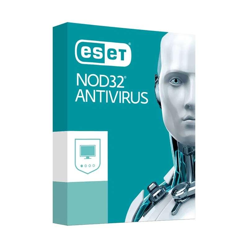 Imagen Antivirus Eset NOD32