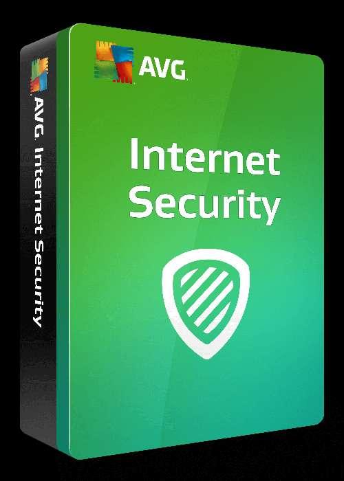Imagen Antivirus AVG Internet Security 1 Usuario
