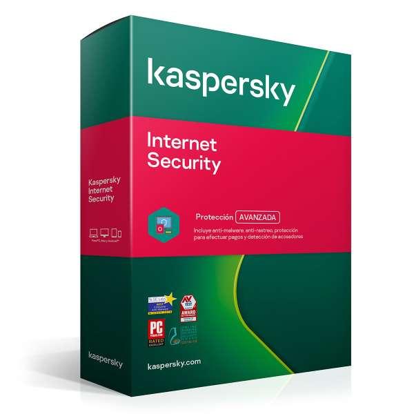 Imagen Kaspersky Internet Security